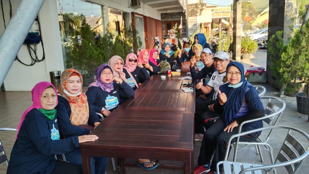 Rombongan Community D'Holiday